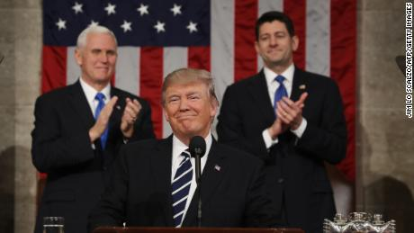 Here's who's coming to Trump's State of the Union