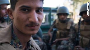 A clear view of enemy lines, but no end in sight to Yemen's war