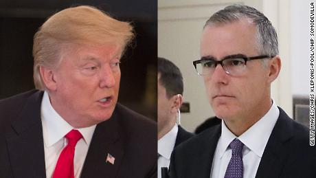 McCabe firing: Trump's 'great day for democracy' smacks of dictatorship