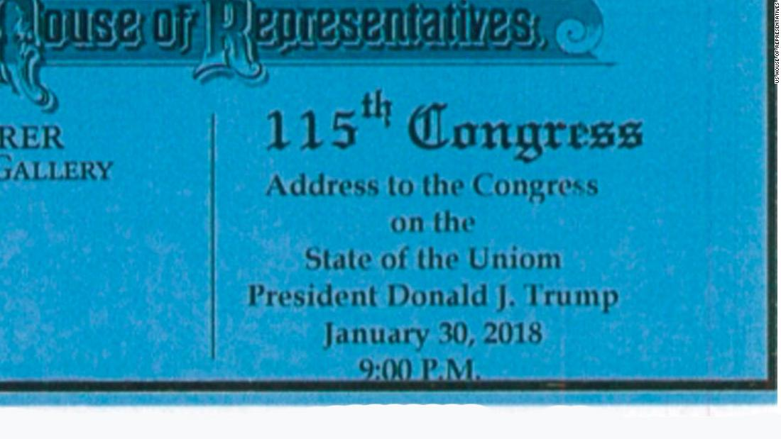 Typo on tickets invites attendees to 'State of the Uniom' – Trending Stuff