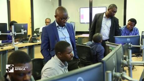 Marketplace Africa Nigerians get high-speed lessons from the U.S. A_00002325