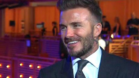 Beckham's MLS team becomes a reality