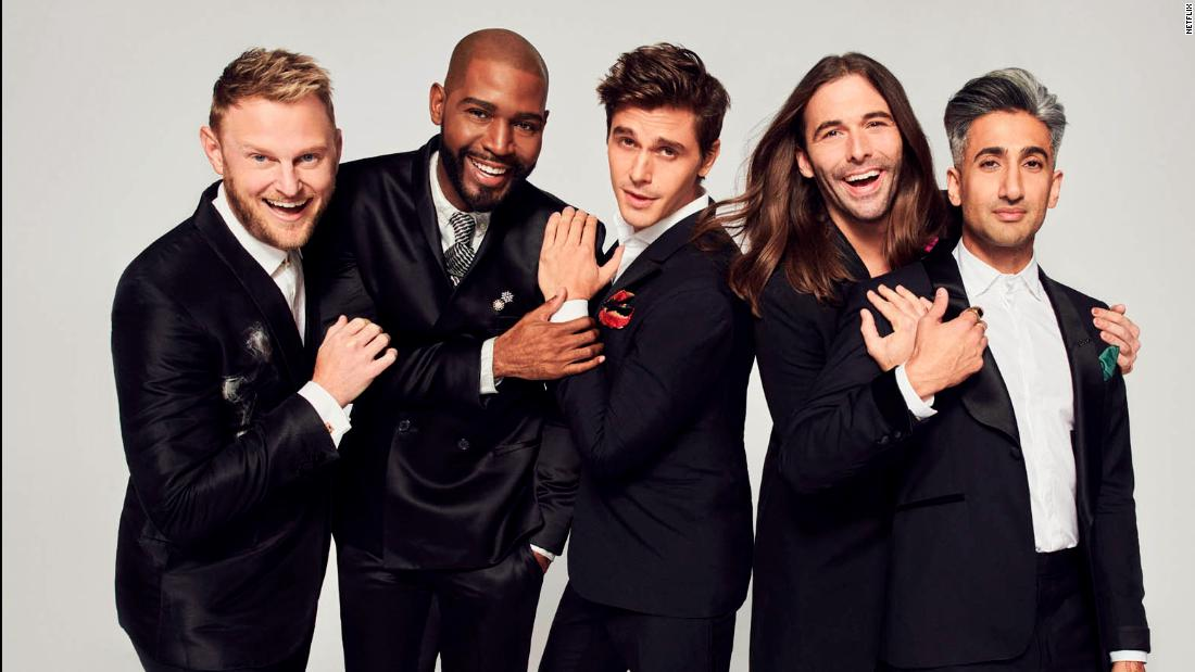 "<strong>Netflix</strong> is bringing back an oldie but a goodie. The newly rebooted <strong>""Queer Eye</strong>"" is debuting in February. This time around a new fab five seeks to help people makeover their lives in everything from food to fashion. Keep clicking for more streaming options for the month."