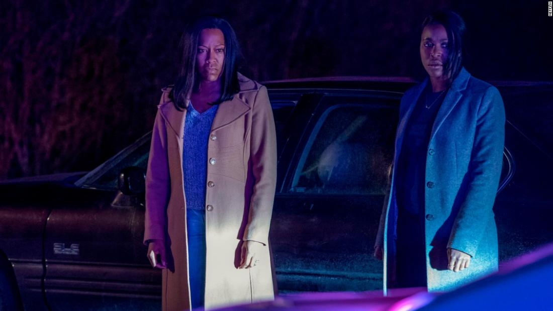 "<strong>""Seven Seconds"" Season 1<strong></strong>: </strong>Tensions run high in a community after an African- American teen is critically injured by a white police officer in this drama. <strong>(Netflix) </strong>"