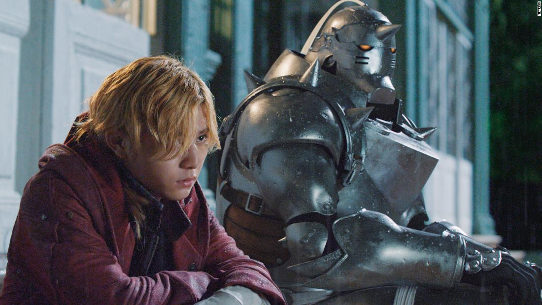 "<strong>""Fullmetal Alchemist""<strong></strong>: </strong>A popular anime gets the live-action treatment in this project. <strong>(Netflix) </strong>"
