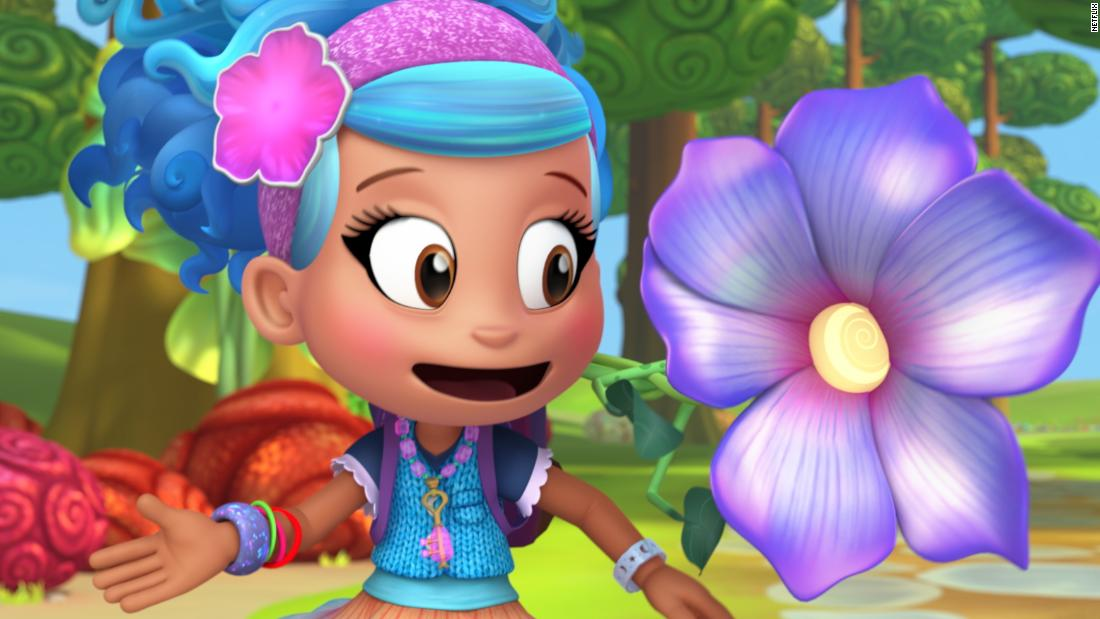 "<strong>""Luna Petunia: Return to Amazia"" Season 1<strong></strong>:</strong> A magic toy chest helps fun-loving Luna Petunia enter the fantastic land of Amazia, where adventures, friendship and learning await. <strong>(Netflix) </strong>"