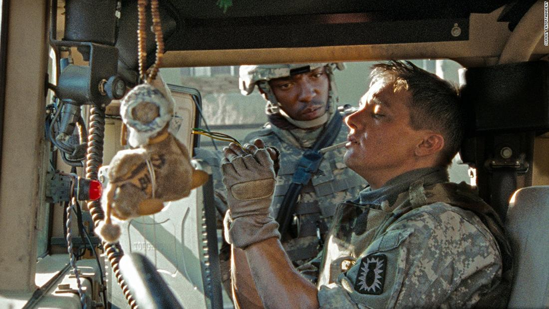 "<strong>""The Hurt Locker""<strong></strong>:</strong> A sergeant classes with his bomb squad members while serving in Iraq in this critically acclaimed film. <strong>(Netflix) </strong>"