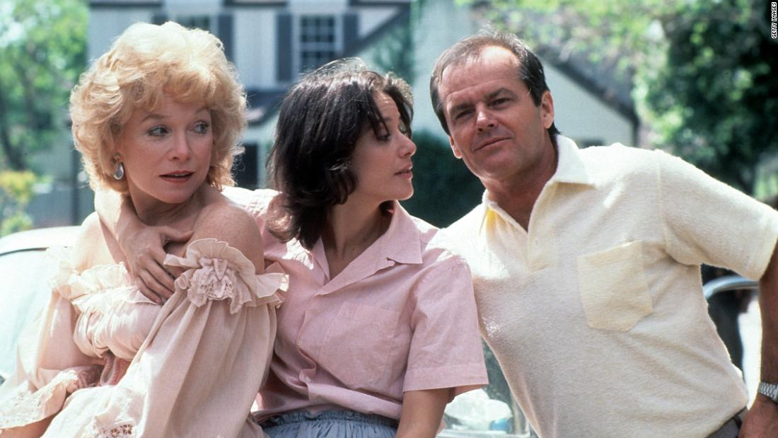 "<strong>""Terms of Endearment""</strong>: Shirley MacLaine, Debra Winger and Jack Nicholson star in a story about a mother and daughter over 30 years. <strong>(Amazon Prime, Hulu) </strong>"