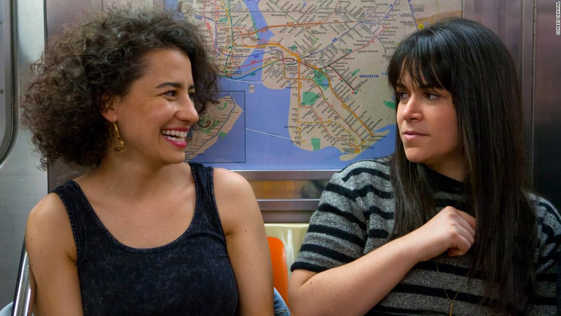 """<strong>Broad City"" Season 4</strong> <strong>:</strong> This comedy series about the adventures of two women in New York City has won a cult following. <strong>(Hulu) </strong>"