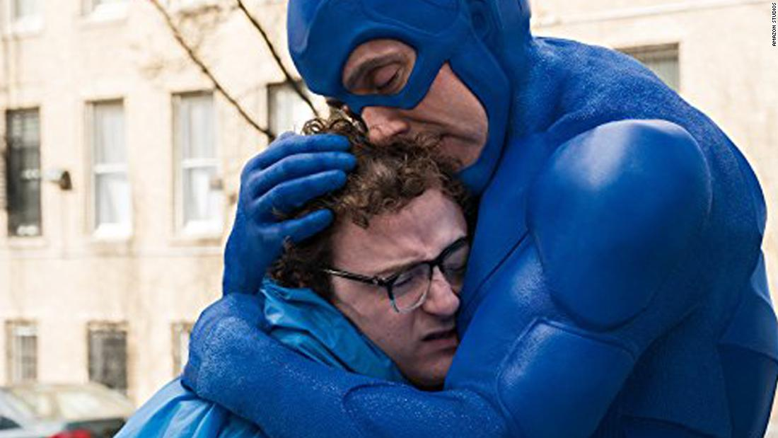 "<strong>""The Tick"": </strong>(Second half of Season 1): Fans have been all over this reboot about an affable superhero and his accountant sidekick, based on a comic book of the same name. <strong>(Amazon Prime)</strong>"