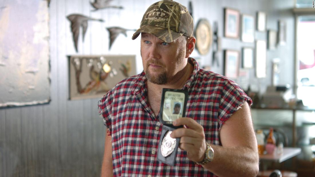 "<strong>""Larry the Cable Guy: Health Inspector"":</strong>  A slovenly cable repairman becomes a big-city health inspector tasked with uncovering the source of a food poisoning epidemic in this comedic film. <strong>(Amazon Prime, Hulu) </strong>"