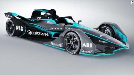 'Welcome to Gotham' - Formula E unveils next generation 'Batmobile' design