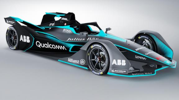A  brand new Formula E car was unveiled online in January, offering motorsport fans a tantalizing glimpse of the future...