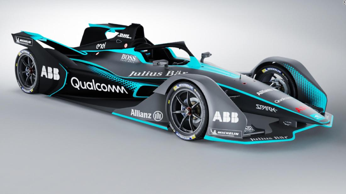 A Brand New Formula E Car Was Unveiled Online In January Offering Motorsport Fans