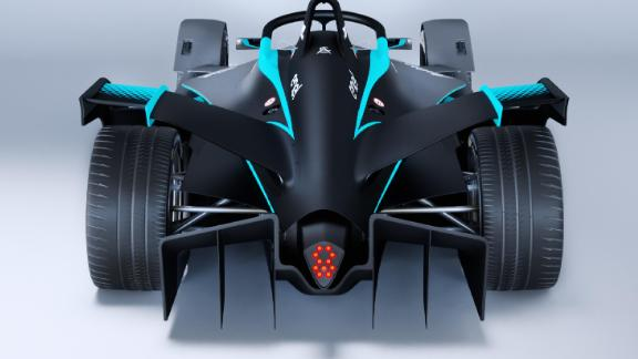 """This car represents the future of racing,"" said Alejandro Agag, Founder & CEO of Formula E."