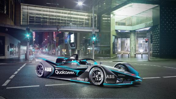 The new car will make its competitive debut in the 2018-19 Formula E Championship later this year.