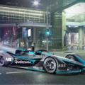 formula e new car gen2 photoshop sydney eprix