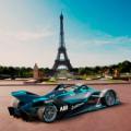 formula e new car gen 2 paris photoshop eiffel tower