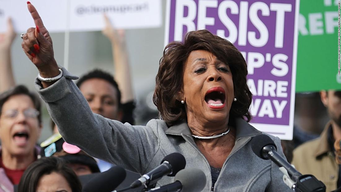 Black female leaders say Maxine Waters treated unfairly - CNNPolitics