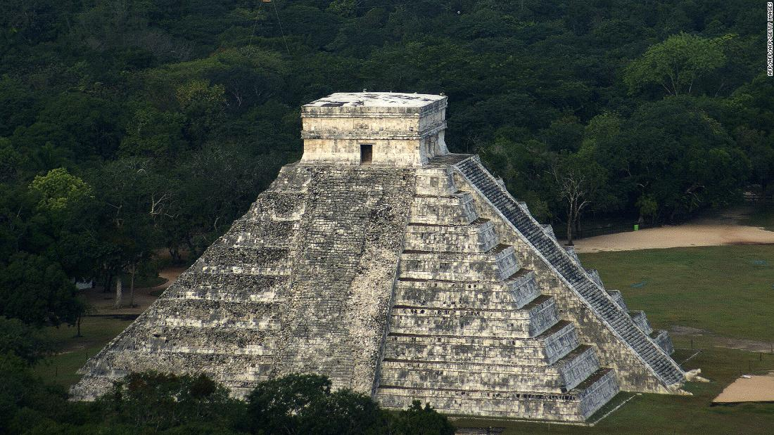 Hidden Tunnel Leads To Mayan Entrance To The Underworld Cnn