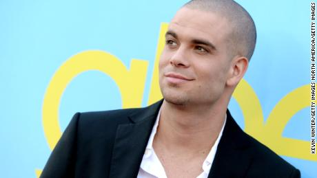 "LOS ANGELES, CA - SEPTEMBER 12:  Actor Mark Salling arrives at the premiere of Fox Television's ""Glee"" at Paramount Studios on September 12, 2012 in Los Angeles, California.  (Photo by Kevin Winter/Getty Images)"