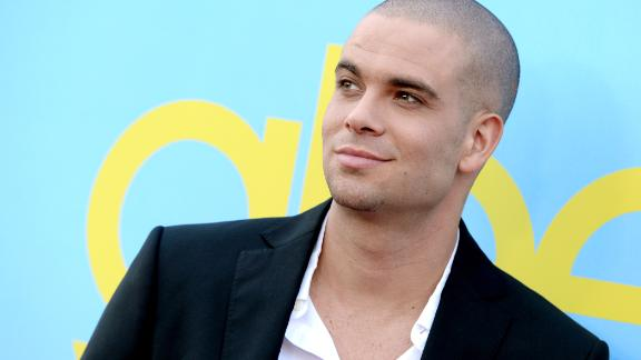 """LOS ANGELES, CA - SEPTEMBER 12:  Actor Mark Salling arrives at the premiere of Fox Television's """"Glee"""" at Paramount Studios on September 12, 2012 in Los Angeles, California.  (Photo by Kevin Winter/Getty Images)"""