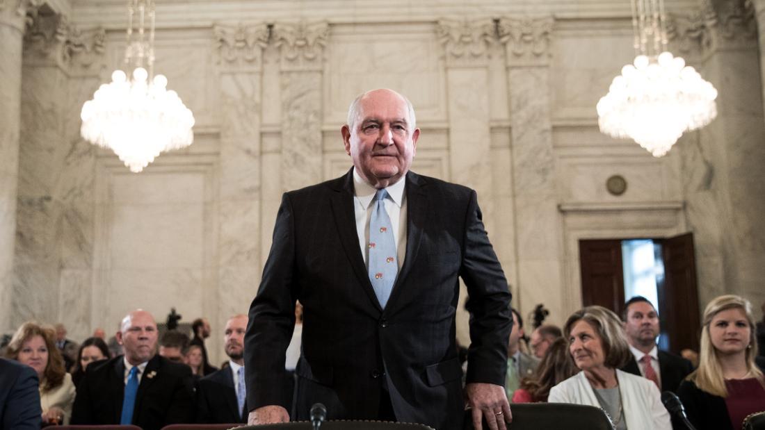 Emails reveal food lobbyist influence on USDA