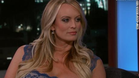 Stormy Daniels gave the weirdest interview ever last night