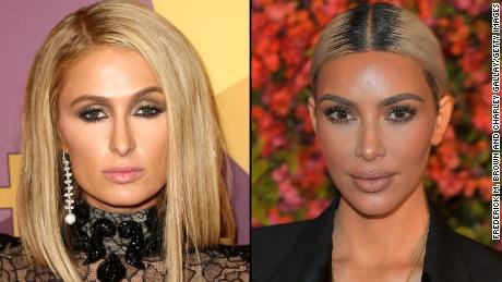 Reden Kim kardashian und paris hilton porn video Girl Victoria