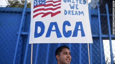 Second federal judge blocks move to end DACA