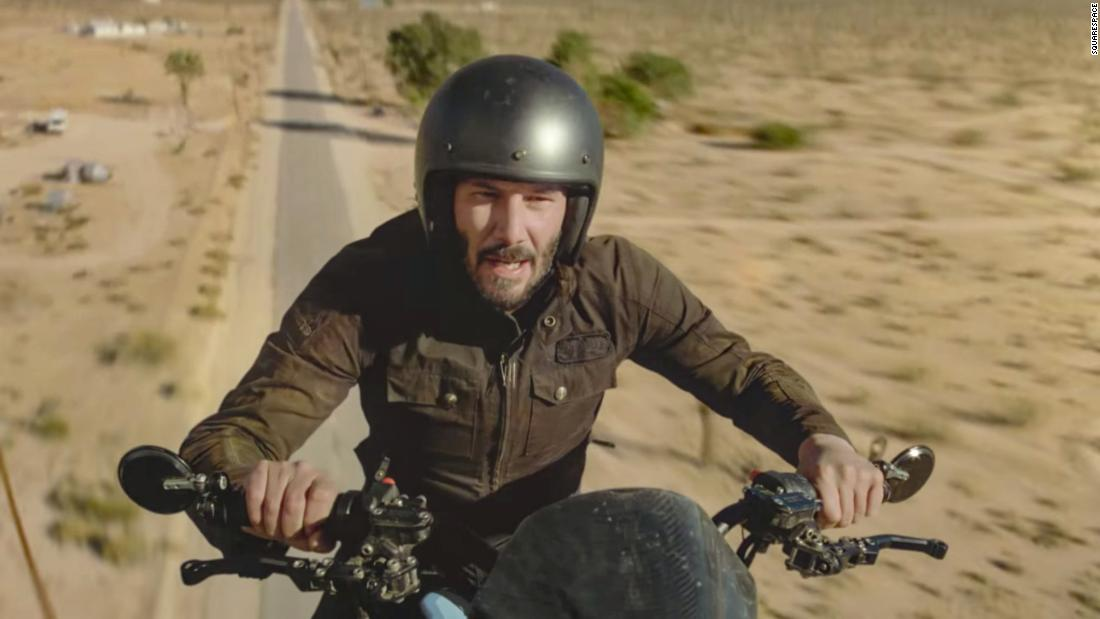 "<a href=""https://www.youtube.com/watch?v=W3FH1scDhfA"" target=""_blank"">Keanu Reeves partners with Squarespace</a>"
