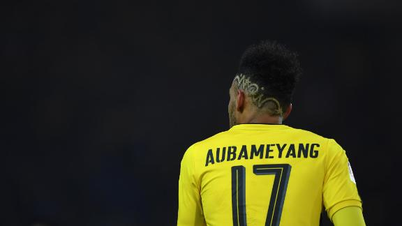 Gabon international Pierre-Emerick Aubameyang has joined Arsenal from Borussia Dortmund for a reported fee of $85 million.