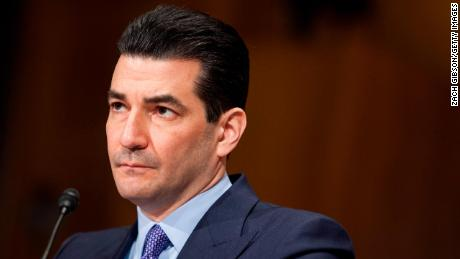 FDA Commissioner Dr. Scott Gottlieb to resign next month