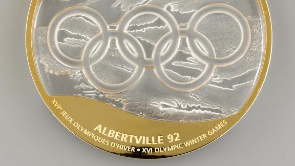 1992: Albertville