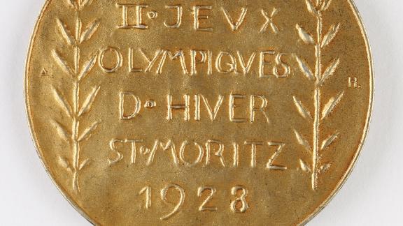1928: St. Moritz