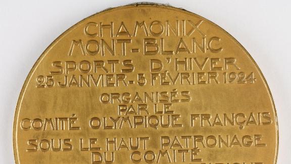 1924: Chamonix