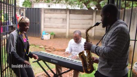 Inside Africa Keeping jazz alive zimbabawe C_00013919