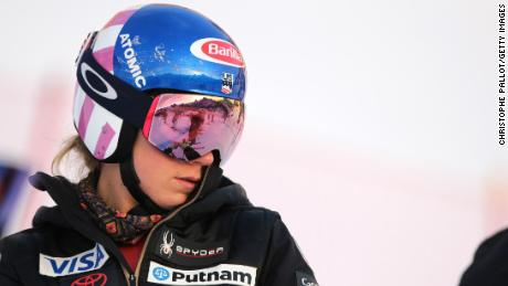 Shiffrin could compete in all five skiing disciplines in PyeongChang.