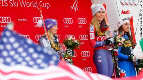 Shiffrin has won 41 World Cup races before the age of 23.