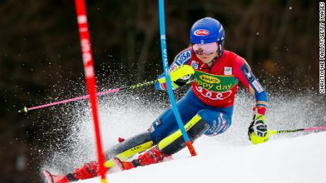 Shiffrin is a triple slalom world champion and set for a second straight World Cup overall crown.