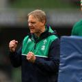 joe schmidt six nations