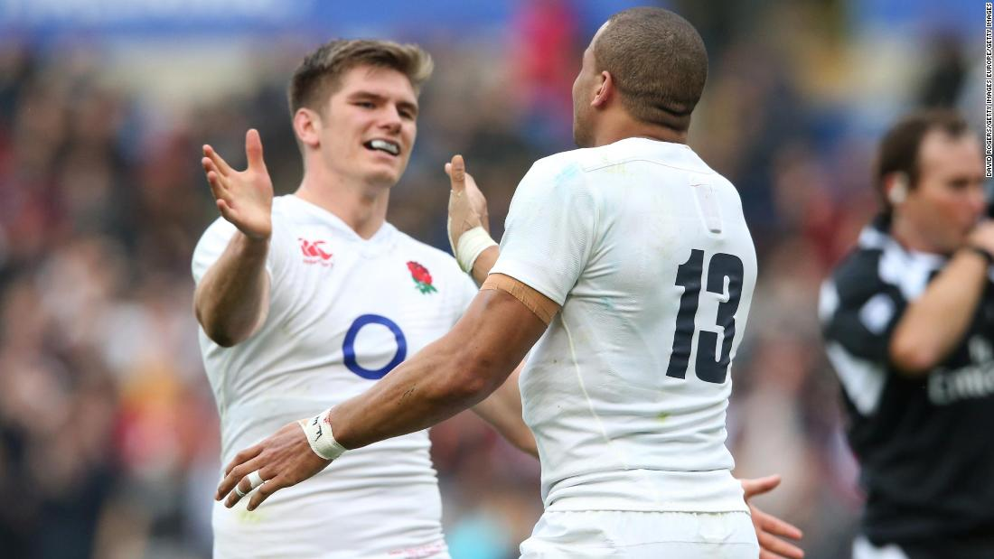The likes of fly-half Owen Farrell and center Jonathan Joseph have thrived under Jones. Joseph has 10 Six Nations tries to his name and Farrell has amassed 304 points -- only Jonny Wilkinson has more for England.
