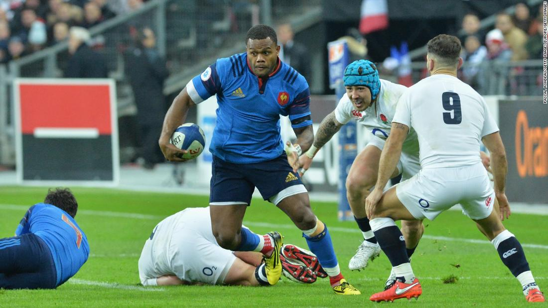 "Les Bleus do, however, have ""X-factor"" players. Fijian-born Virimi Vakatawa has been an explosive presence on the wing, bagging six tries in 15 games."