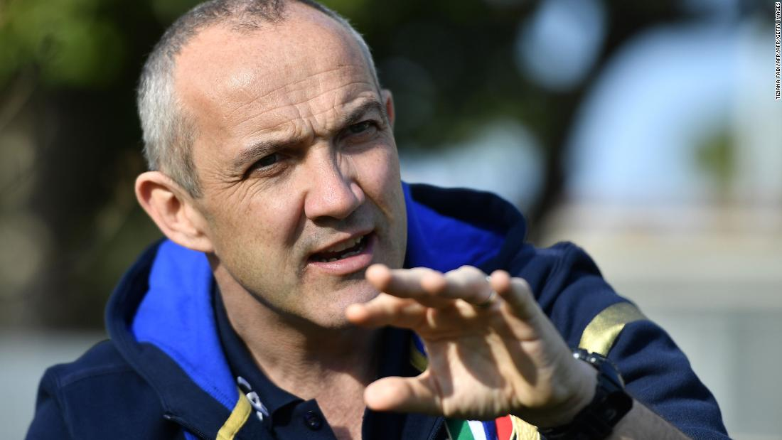 "Coach <a href=""https://edition.cnn.com/2017/02/27/sport/italy-rugby-conor-oshea-interview-six-nations-england-twickenham/index.html"">Conor O'Shea</a> takes charge of Italy for a second Six Nations. His side suffered heavy home defeats to Ireland (10-63), Wales (7-33) and France (18-40) last year."