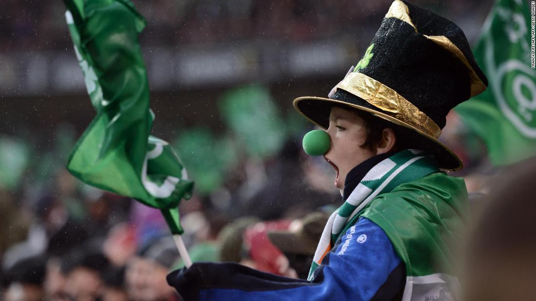 Ireland spoiled England's chances of back-to-back grand slams with a 13-9 victory in Dublin last year. Joe Schmidt's men last won the Six Nations in 2015.