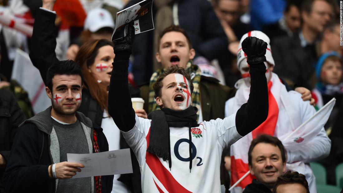 England is favorite ahead of this year's Six Nations after winning back-to-back championships in 2016 and 2017.