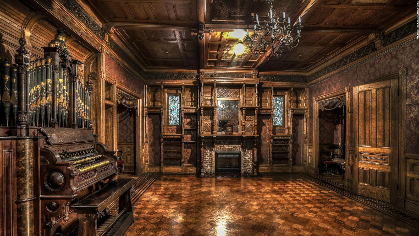 winchester mystery house: dare you uncover its secrets? | cnn travel