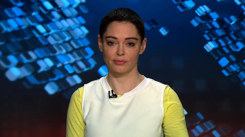 Rose McGowan on Meryl Streep: 'I praise her'
