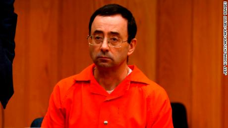 Larry Nassar apologizes, gets 40 to 125 years for decades of sexual abuse