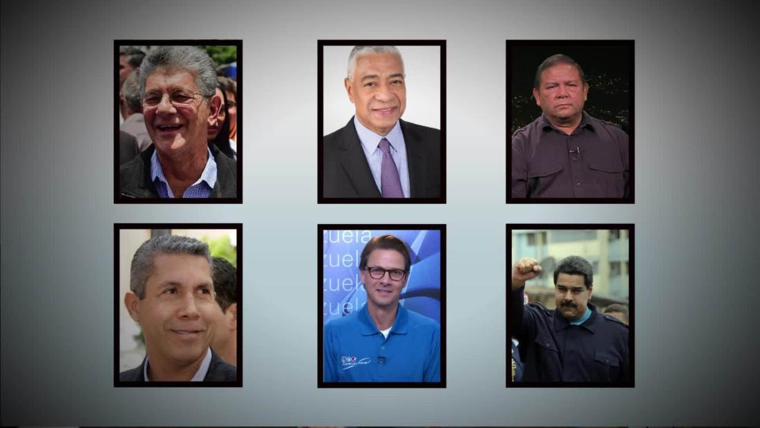 Quien gano las elecciones de venezuela 2018